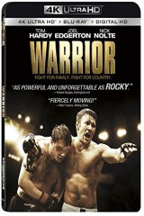 Warrior 4K Ultra HD [Blu-ray + Digital]