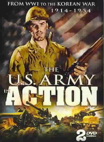 US Army In Action DVD Image