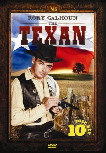Texan (10-Disc) DVD Image