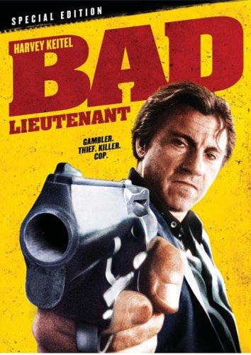 Bad Lieutenant (Special Edition) DVD Image