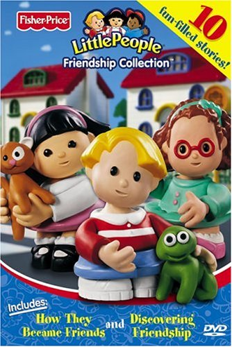 dvd corral movie buy little people friendship