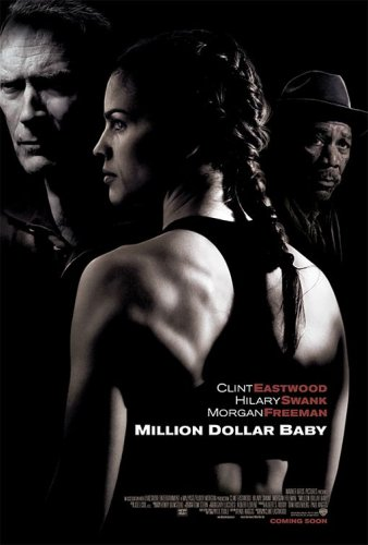 Million Dollar Baby (Widescreen) DVD Image
