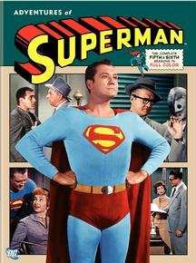 Adventures Of Superman: The Complete 5th & 6th Seasons DVD Image