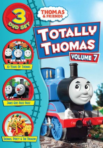 Thomas [The Tank Engine] & Friends: Totally Thomas (Anchor Bay), Vol. 7 DVD Image