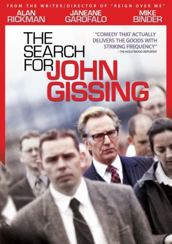 Search For John Gissing DVD Image