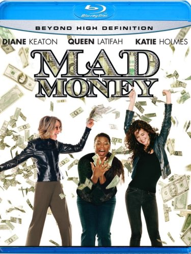 Mad Money (Anchor Bay/ Blu-ray) DVD Image