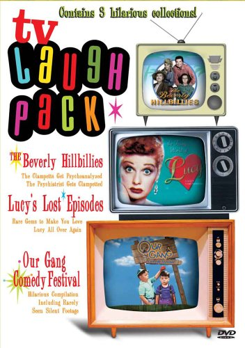 TV Laugh Pack DVD Image