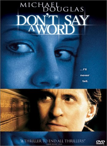 Don't Say A Word (Special Edition/ Old Version) DVD Image