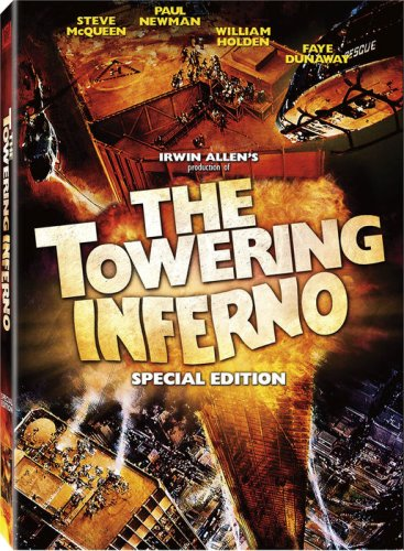 Towering Inferno (Special Edition/ 2-Disc) DVD Image