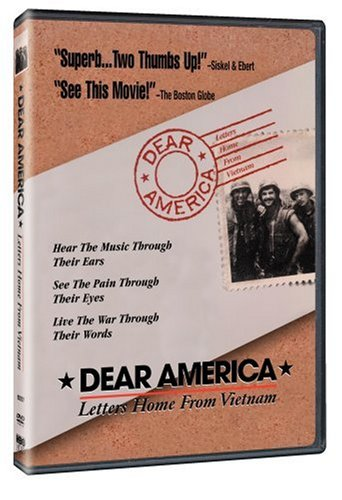 Dear America: Letters Home From Vietnam DVD Image