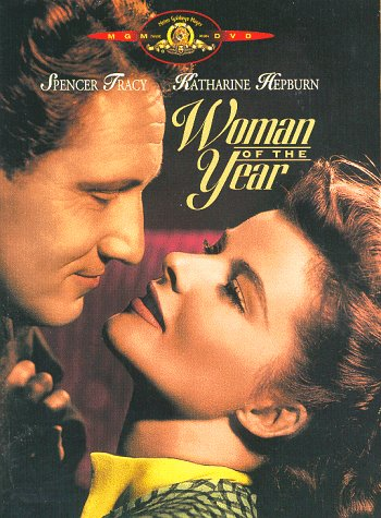 Woman Of The Year (MGM/UA) DVD Image