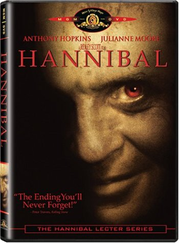 Hannibal (2001/ Movie-Only Edition) DVD Image