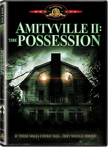 Amityville (2) II: The Possession DVD Image
