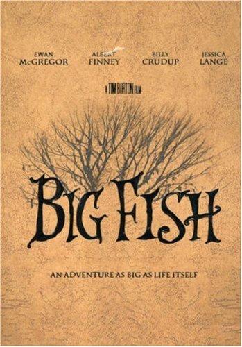 Dvd corral movie buy big fish free online dvd for Big fish movie online