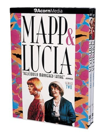 Mapp & Lucia: Series #2 DVD Image
