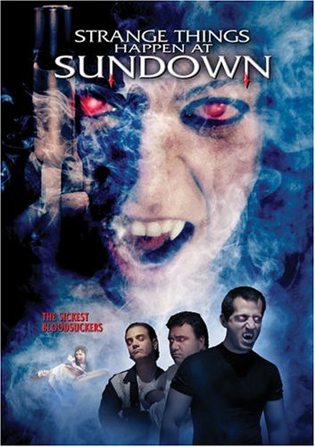 Strange Things Happen At Sundown (Movie-Only Edition/ PPI Entertainment) DVD Image