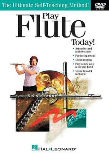 Play Flute Today!: The Ultimate Self-Teaching Method! DVD Image