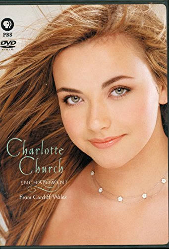 Charlotte Church: Enchantment From Cardiff, Wales (PBS Branded Cover) DVD Image