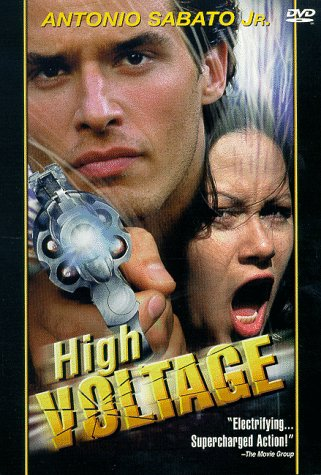 High Voltage (Simitar) DVD Image