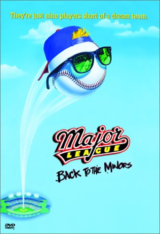 Major League 3: Back To The Minors DVD Image
