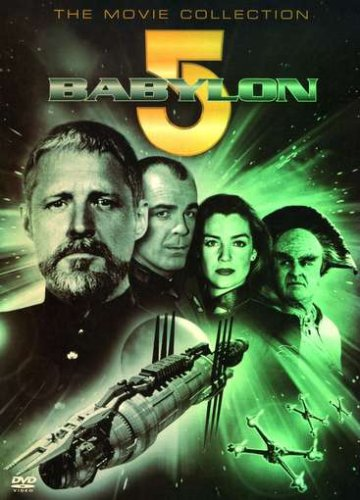 Babylon 5: The Movies: The Gathering / In The Beginning / Thirdspace / River Of Souls / A Call To Arms (DigiPak) DVD Image