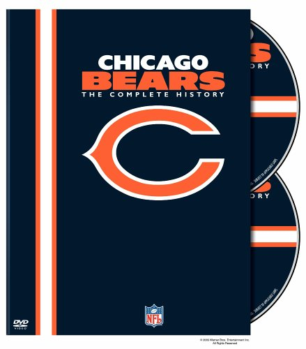 NFL: History Of The Chicago Bears DVD Image