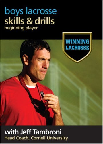 Winning Lacrosse: Skills And Drills For The Beginning Player DVD Image