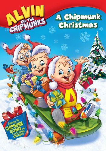 Alvin And The Chipmunks: A Chipmunk Christmas (25th Anniversary Special Collector's Edition/ Checkpoint) DVD Image