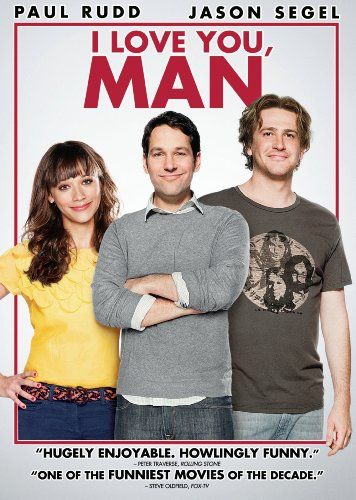 I Love You, Man DVD Image · View I Love You, Man on Amazon