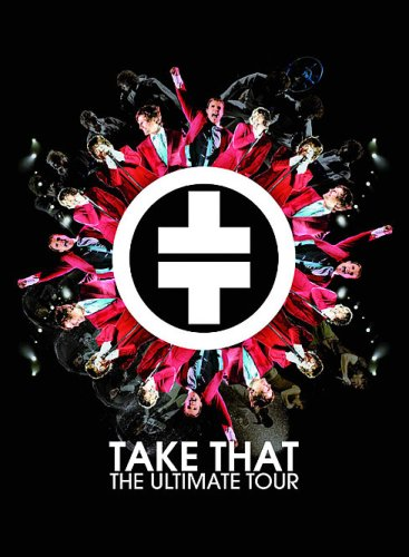 Take That: The Ultimate Tour (Limited Edition/ DVD/CD Combo) DVD Image