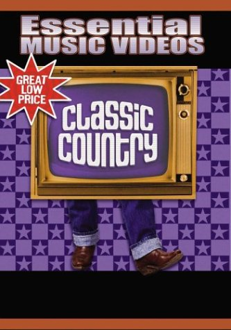 Essential Music Videos: Classic Country DVD Image