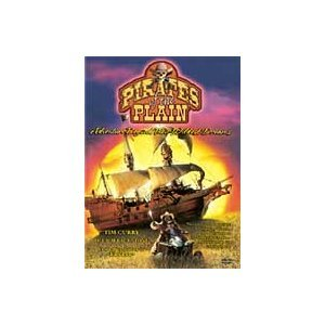 Pirates Of The Plain DVD Image