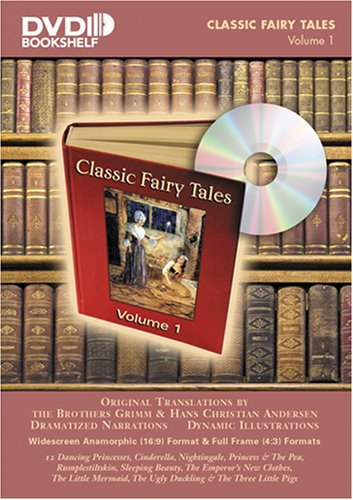 Classic Fairy Tales, Vol. 1 DVD Image