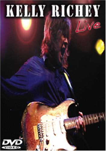 Kelly Richey: Live DVD Image
