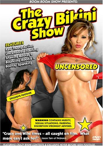 the crazy bikini show. Crazy Bikini Show DVD Image View Crazy Bikini.