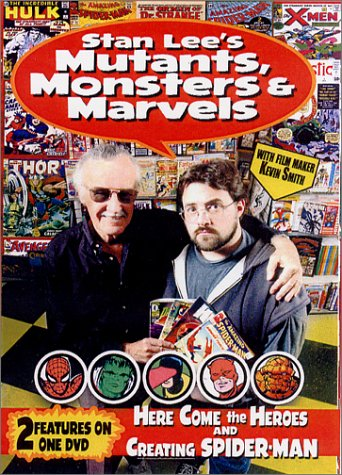 Stan Lee's Mutants, Monsters And Marvels (Goldhil Home Media) DVD Image