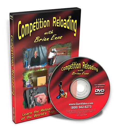 Competition Reloading Basics To Advanced DVD Image