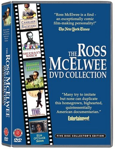 Ross McElwee Collection (Box Set): Charleen / Backyard / Sherman's March / Bright Leaves / Time Indefinite / Six O'Clock News DVD Image