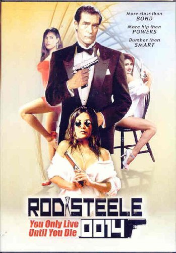 Rod Steele 0014: You Only Live Until You Die (R-Rated/ Special Edition) DVD Image