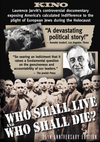 Who Shall Live And Who Shall Die? DVD Image