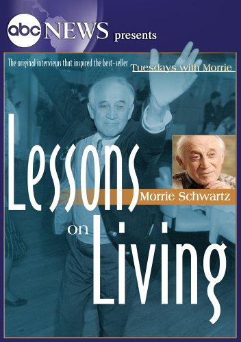 best-seller by Mitch Albom about his relationship with Morrie Schwartz.