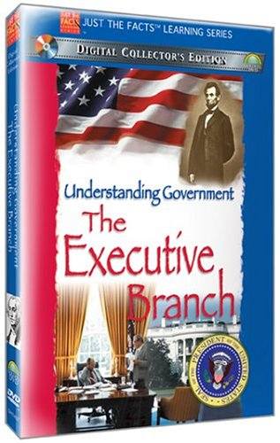 Just The Facts: Understanding Goverment: The Executive Branch DVD Image