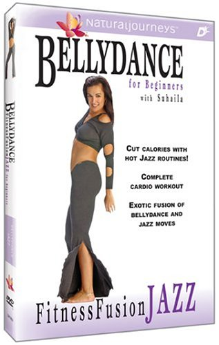 Bellydance Fitness Fusion With Suhaila: Jazz DVD Image