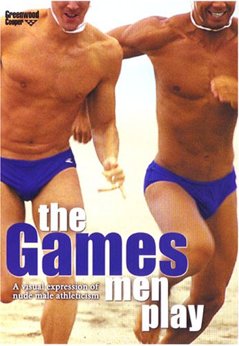 Games Men Play: A Visual Expression Of Nude Male Athleticism DVD Image