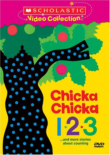 Chicka Chicka 1,2,3 ... And More Stories About Counting DVD Image