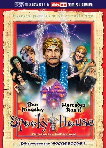 Spooky House (Brentwood) DVD Image