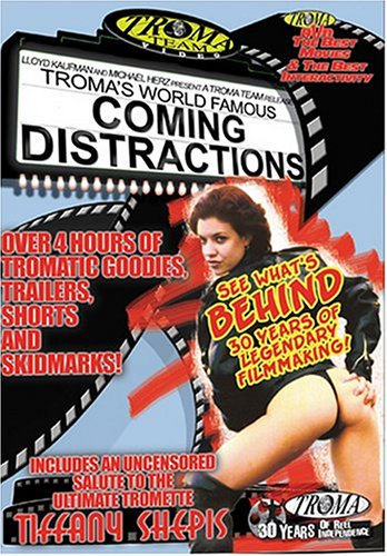 Coming Distractions DVD Image