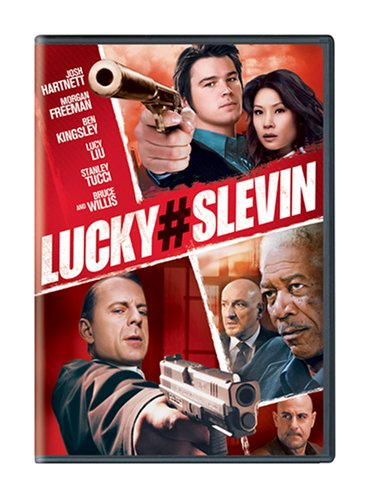 Lucky Number Slevin (Pan & Scan) DVD Image
