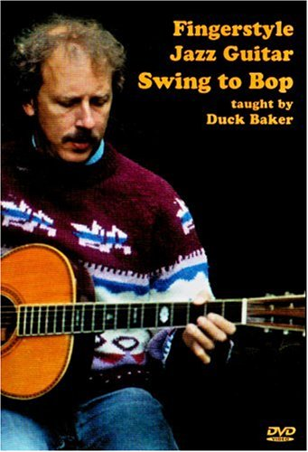 Fingerstyle Jazz Guitar: Swing To Bop DVD Image