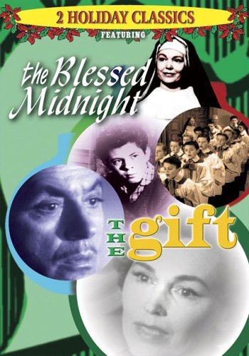 Blessed Midnight / The Gift DVD Image